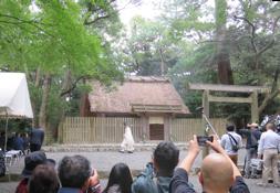 写真2 御塩殿祭(2015年10月5日)