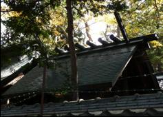 写真4 矢原神明宮(2014年11月5日)