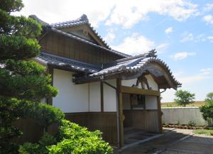 写真2 山田奉行所記念館(2016年7月29日)