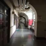 写真4  クラシカルな水産本館の建物